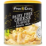 Free & Easy Dairy Free Cheese Flavour Sauce Mix 130 g