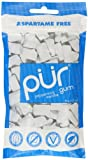 Pur Gum, Peppermint, 2.82-Ounce
