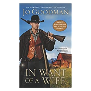 In Want of a Wife by Jo Goodman