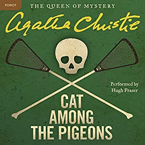Cat Among the Pigeons Audiobook