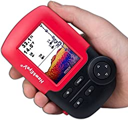 HawkEye FT1PXC Fishtrax Fish Finder with HD Color Virtuview Display