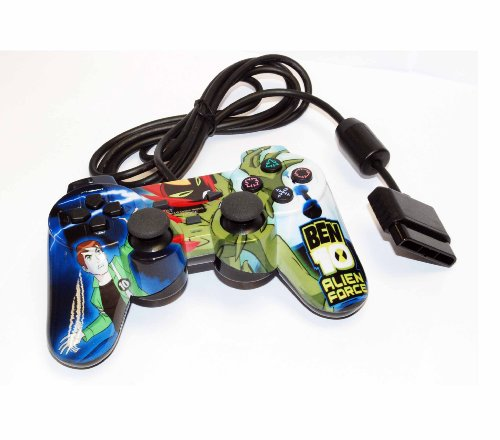 Ben10 Licenced Alien Force Controller (PS2)
