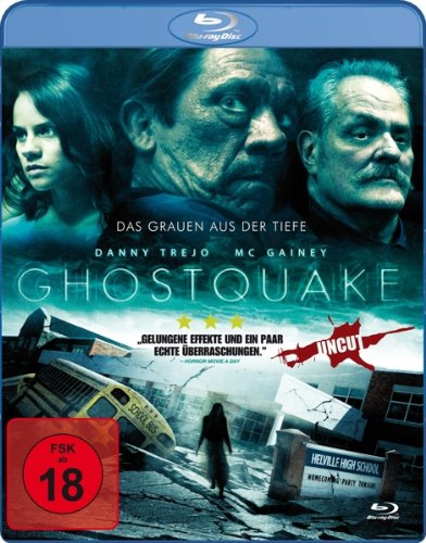 Ghostquake [Blu-ray]