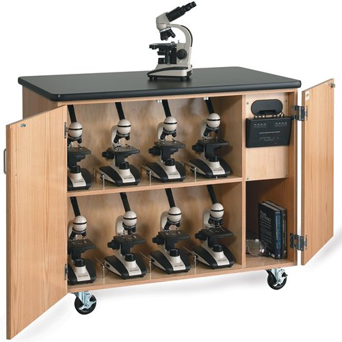 """Mobile Micro-Charge Station, 48""""W X 30""""D X 41-1/2""""H"""