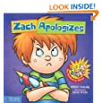 Zach Apologizes (Zach Rules Series)