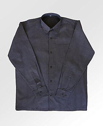 Black Printed Khadi Shirt Pskhbp001xl Black X Large