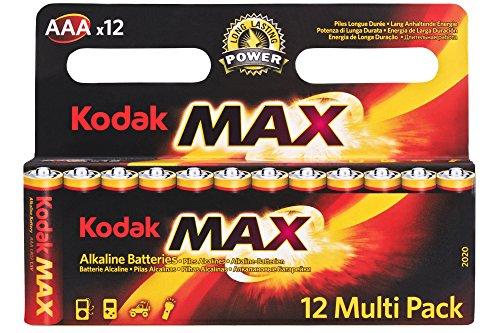 Kodak KS0600 Multipack K3A-12 MAX con Ministilo, Nero