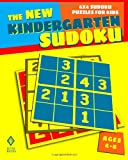 The New Kindergarten Sudoku: 4x4 Sudoku Puzzles for Kids