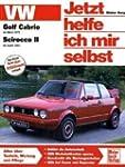 VW Golf Cabrio I / Scirocco II (Jetzt...