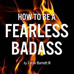 How to Be a Fearless Badass Audiobook
