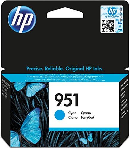 HP 951 Original Tintenpatrone cyan