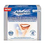AquaFresh, White Trays 14 disposable trays