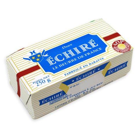 エシレ発酵バター 無塩 250g 賞味期限2013年10月12日以降