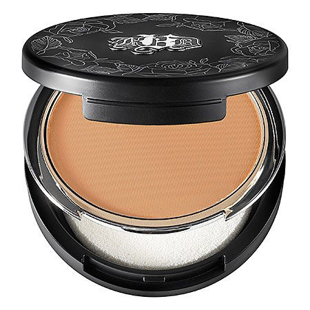 Kat Von D Lock-It Powder Foundation 0.31Oz Medium 56