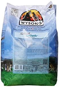Wysong Optimal Growth Canine Dry Diet, 5-Pound