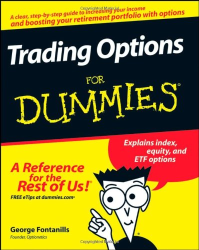 Trading Options For Dummies, George A. Fontanills