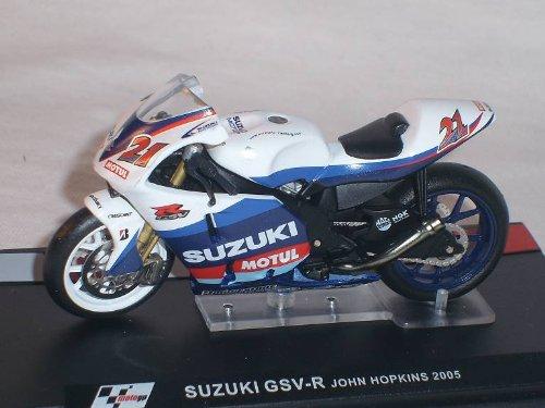 Suzuki Gsv-r John Hopkins 2005 Motogp 1/24 Altaya By ixo Modellmotorrad Modell Motorrad SondeRangebot