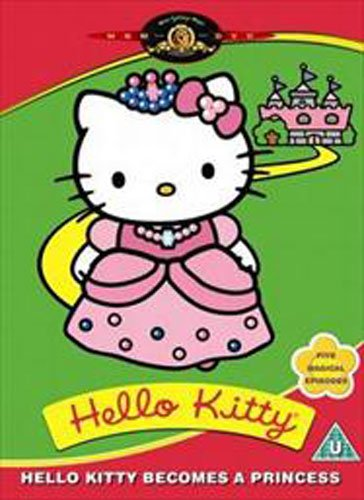Hello Kitty: Hello Kitty Becomes a Princess [DVD]