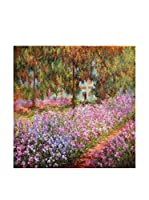 Legendarte Lienzo Il Giardino di Claude Monet