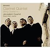 Brahms / Quintette avec Clarinette