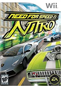 Need for Speed: Nitro - Wii Standard Edition