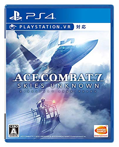 ACE COMBATTM 7: SKIES UNKNOWN - PS4 Japanese Ver.