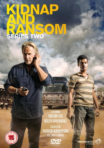 Kidnap and Ransom - Series 2 [Reino Unido] [DVD]