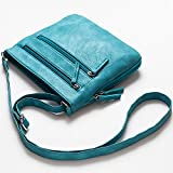 Ashlie-Rose-Womens-Expandable-Multi-Pocket-Crossbody-Bag