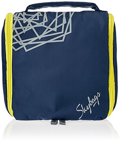 8883653742 Skybags Nylon 19 Cms Blue Toiletry Bags (TYEYZKBLU) Price in India ...
