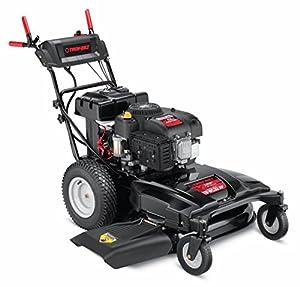 Troy-Bilt WC33 420cc 33-inch Wide Cut RWD Lawn Mower With Electric Start by Troy-Bilt