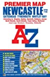 Newcastle Upon Tyne Premier Map (A-Z...
