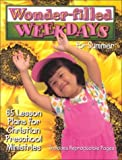 img - for Wonder Filled Weekdays Summer Downloadable Paperback March, 2000 book / textbook / text book