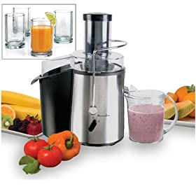 Professional Series JCR 700-Watt 2-Speed Juice Extractor