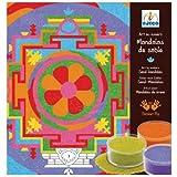 Tibetan Mandalas Colored Sand