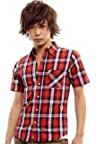 インプローブス(improves) ブロードマドラスチェック半袖シャツ