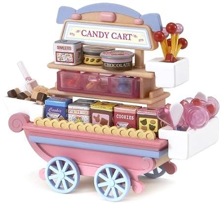 Set de jeu - Sylvanian - Candy panier