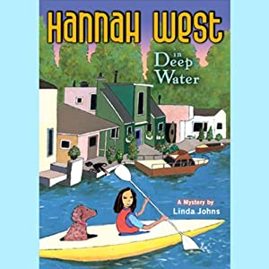 Hannah West in Deep Water | [Linda Johns]