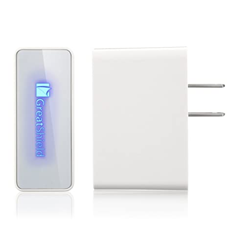 GreatShield® Dual Port USB (2.1A + 1.0A Output) Universal Wall / Travel Power Charger Adapter (Rapid Charge) for Smartphones, Tablets, eReaders, Cell Phones, MP3 Players & MORE (White): Amazon.ca: Electronics