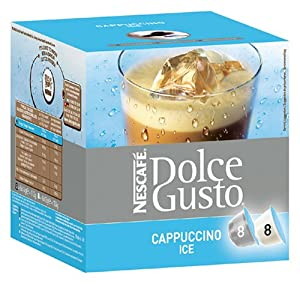 Get Nescafé Dolce Gusto Cappuccino Ice, 16 Capsules (8 Servings) from Nestl