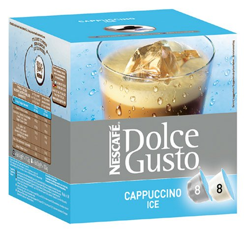 Cappuccino ice dolce gusto