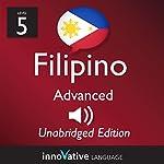 Learn Filipino: Level 5 - Advanced Filipino Volume 1: Lessons 1-25 |  InnovativeLanguage.com