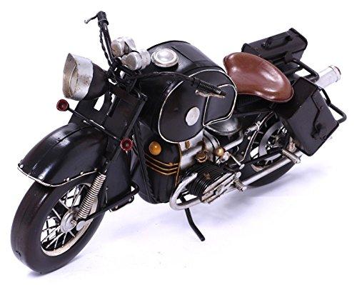 Model Motorcycle - BMW R71 - Retro Tin Model
