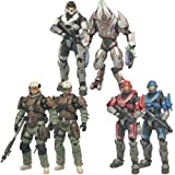 McFarlane Toys - Halo Reach - Action Figure Two-Pack Series 1 (Set of 3)