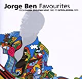 echange, troc Jorge Ben - Favourites