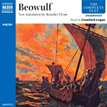 Beowulf (       UNABRIDGED) by Anonymous Narrated by Crawford Logan