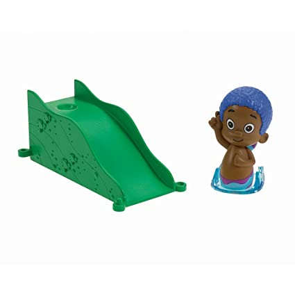 Fisher Price Bubble Guppies - Roll Around Goby