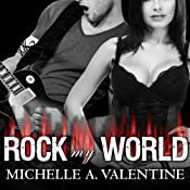Rock My World: Black Falcon, Book 2.5 | [Michelle A. Valentine]