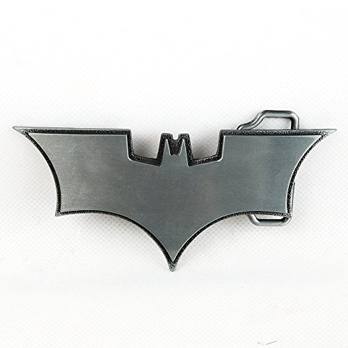 Senmi Finished Official Cut Batman Bats Belt Buckles- with Senmi Box Gift Wrapped