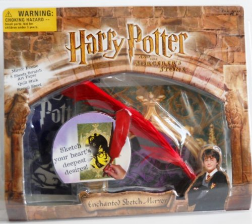 Harry Potter Enchanted Sketch Mirror Kit