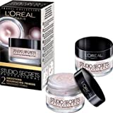 L'Oreal Studio Secrets Resurfacing Primer 15 ml - Pack of 2